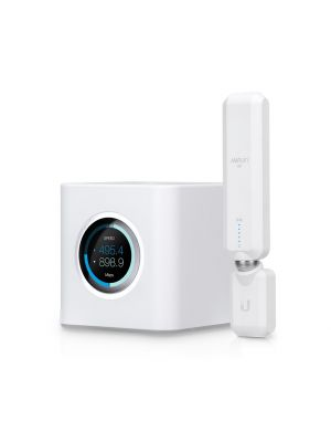 Ubiquiti Amplifi HD Wireless AC Router and MeshPoint Bundle AFI-R-P-BU