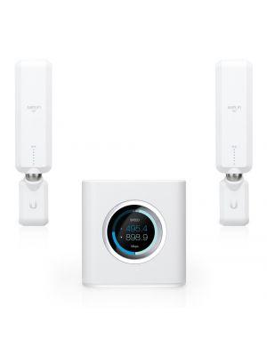 Ubiquiti Amplifi AFI High Density Home Wi-Fi Mesh include 2x HD Extender AFI-P-HD AFI-HD-AU