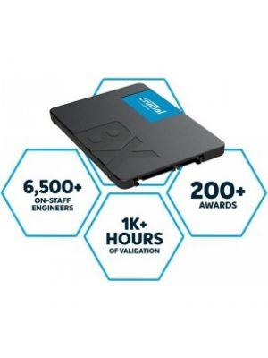 Crucial BX500 SATA 2.5in SSD 480GB
