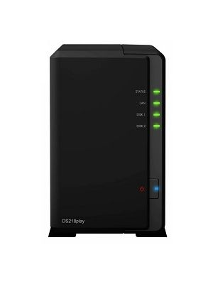 Synology DiskStation DS218play 2 Bay NAS