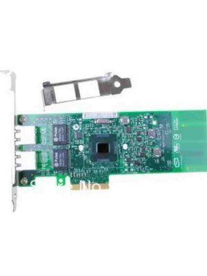 Intel Gigabit  ET Dual Port Adapter PCIe with low profile bracket, Model E1G42ET