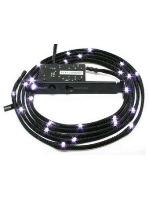 NZXT Sleeved LED Cable 200cm White