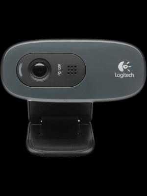 Logitech C270 720p HD Webcam