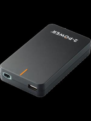 2-POWER 15v-20v 90W Slim Universal Mains Laptop & USB Charger