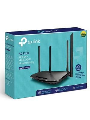 TP-Link Archer VR300 AC1200 Wireless VDSL / ADSL Modem Router