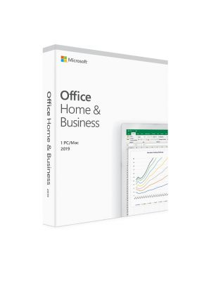 Microsoft Office 2019 Home and Business (Medialess)