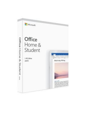 Microsoft Office 2019 Home and Student (Medialess)