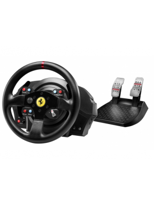 Thrustmaster T300 Ferrari GTE Racing Wheel For PC, PS3 & PS4