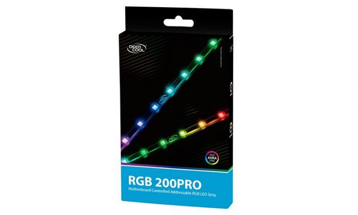 online store 75796 ee1b3 Deepcool RGB 200 Pro Addressable RGB LED Strip
